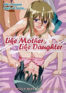 Like Mother Like Daughter [2/2][60mb][Subs.][Unc][Mega]