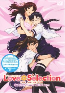 Love Selection [2/2][+18][Mp4 60 Mb][Mega]